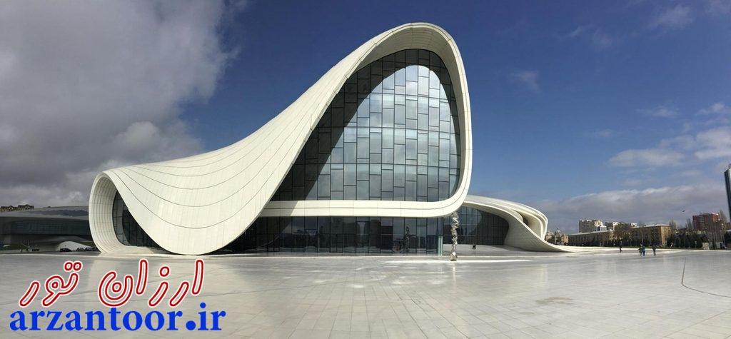 مرکز فرهنگی حیدر علی اف